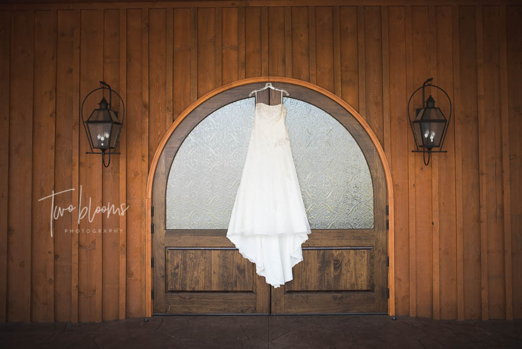 First time photographing a wedding